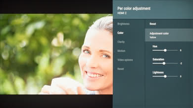 Sony Z9F Calibration Settings 21