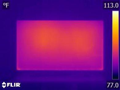 LG SK9000 Temperature picture