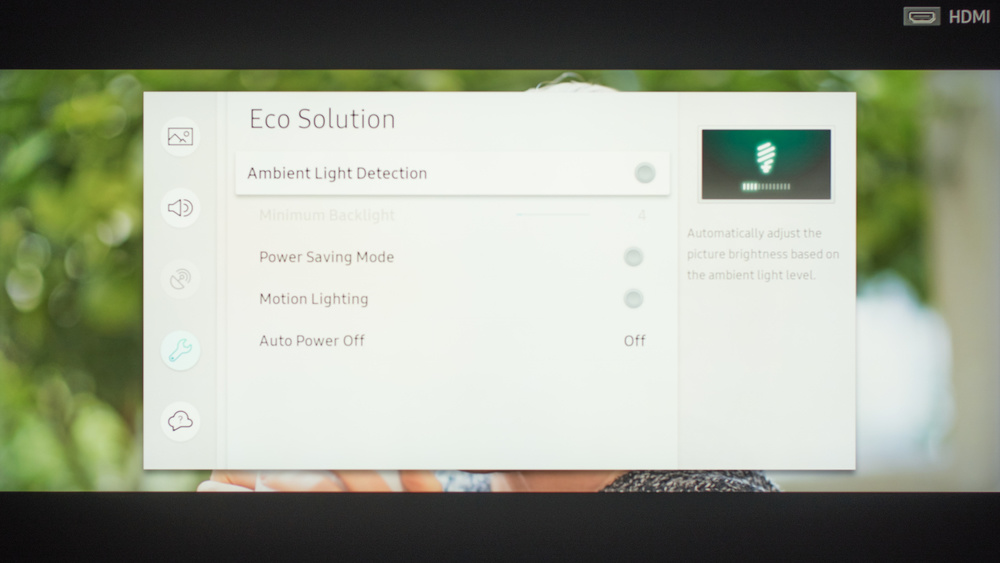 Samsung Q90/Q90R QLED Calibration Settings 123