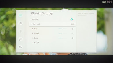Samsung Q90/Q90R QLED Calibration Settings 72
