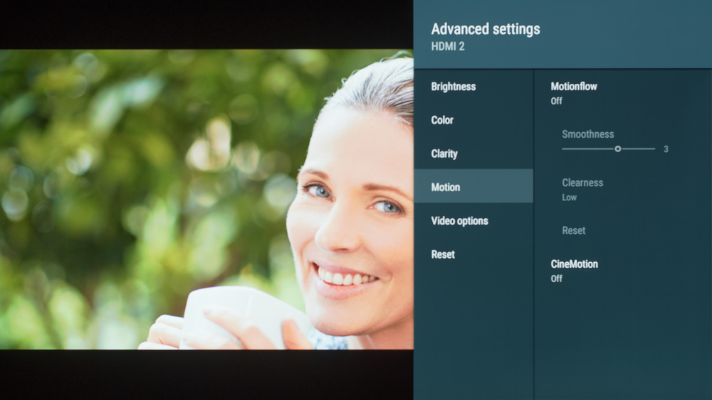 Sony A8F Calibration Settings 19