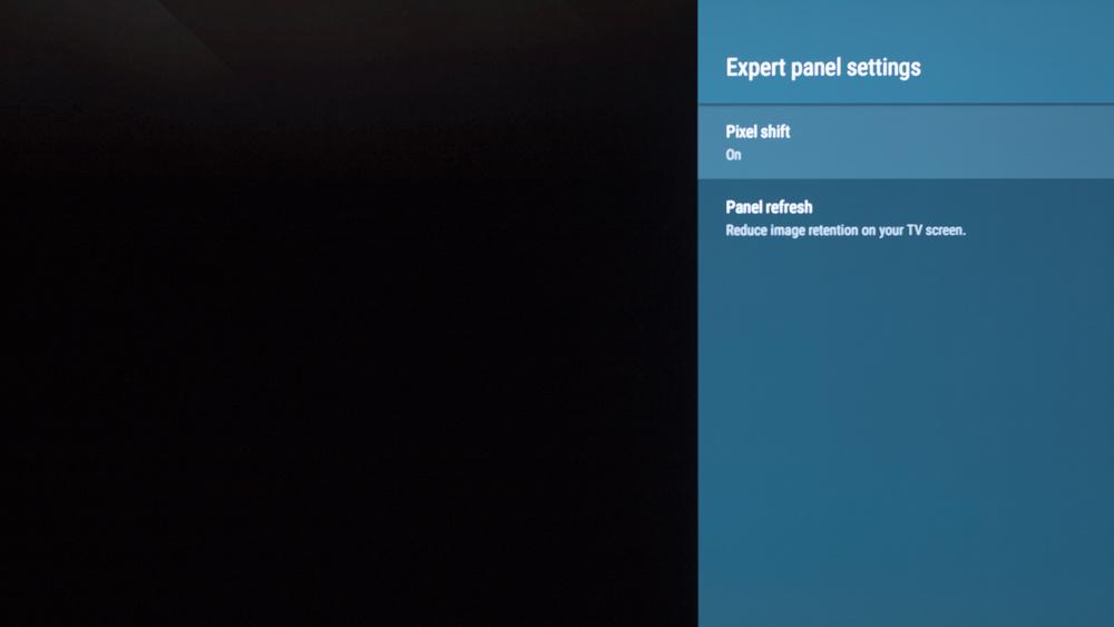 Sony A8F Calibration Settings 27