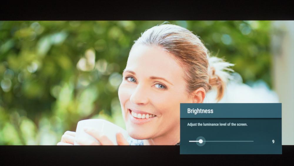 Sony A8F Calibration Settings 3