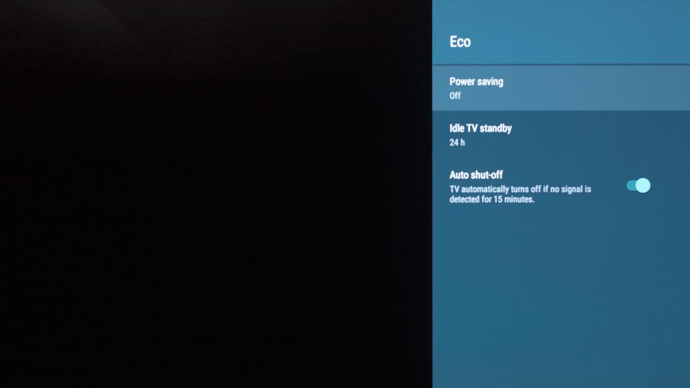 Sony A8F Calibration Settings 30