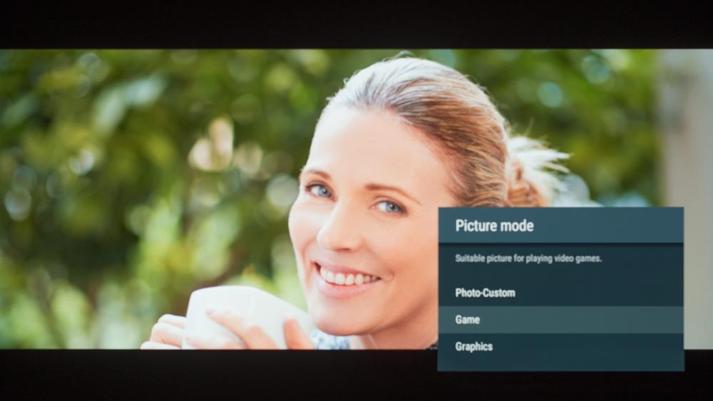 Sony A8F Calibration Settings 33