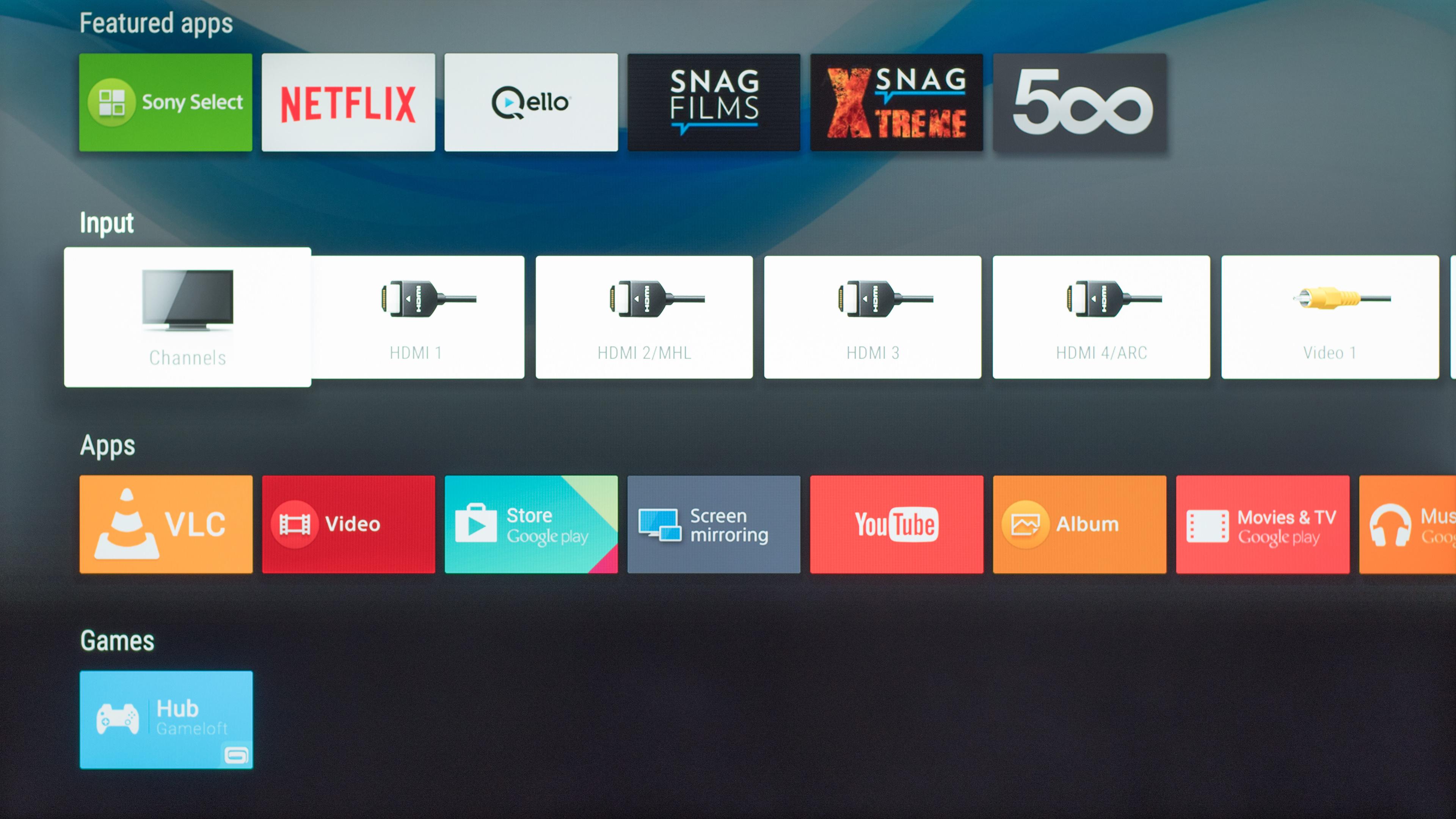 can a samsung smart tv play a pdf