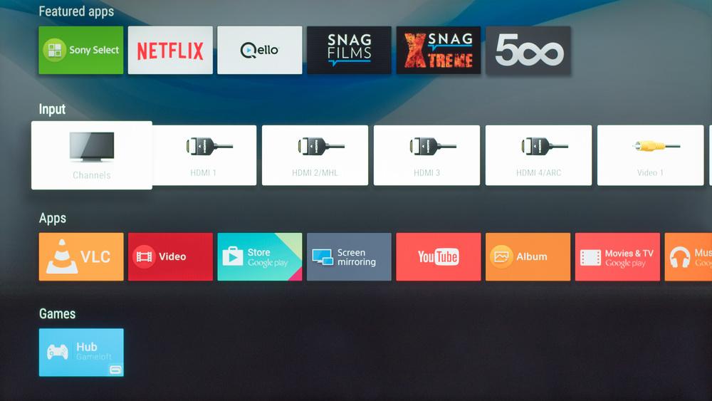 Sony Smart TV 3