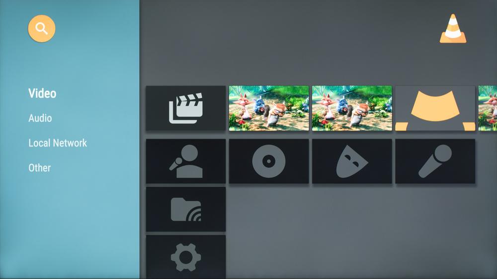 Sony Smart TV 8
