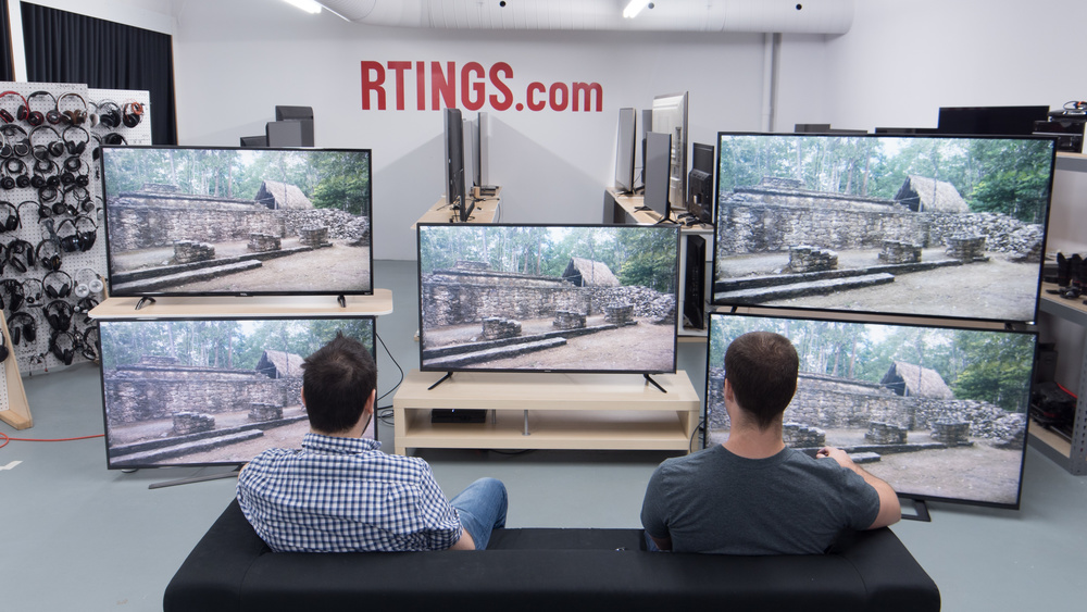 Best 4k Tv Under 1000 2019 The 5 Best 4k TVs Under $1,000   Summer 2019: Reviews   RTINGS.com