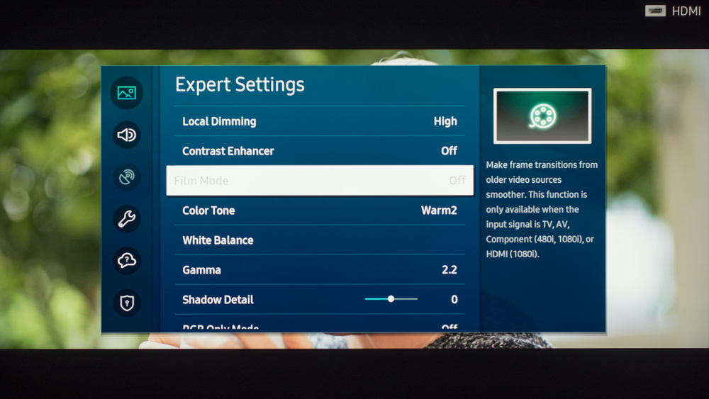 Samsung Q80/Q80T QLED Calibration Settings 15