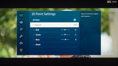 Samsung Q80T QLED Calibration Settings 33