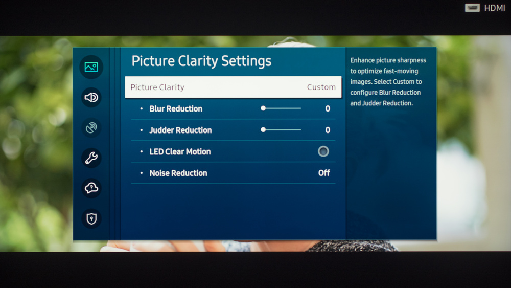 Samsung Q80/Q80T QLED Calibration Settings 49