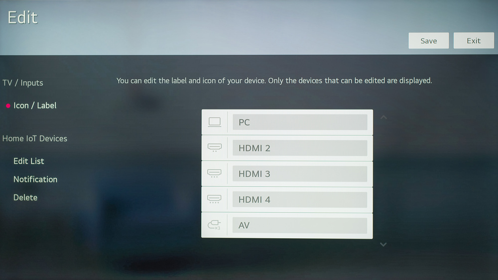 LG NANO90 Calibration Settings 6