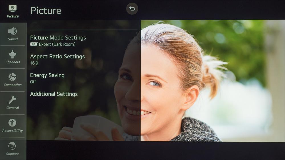 LG NANO90 Calibration Settings 8