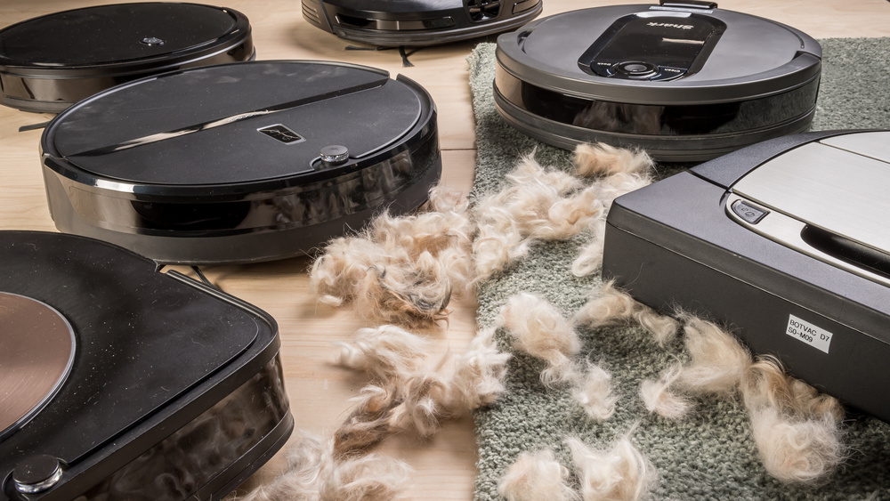 The 5 Best Robot Vacuums For Pet Hair