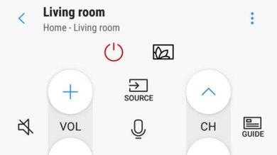 Samsung Q70/Q70R QLED Remote App Picture