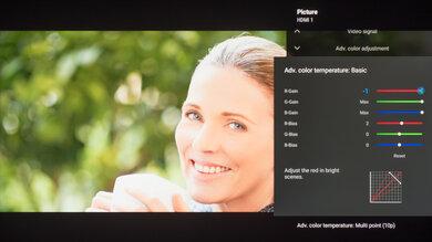 Sony X900H Calibration Settings 15
