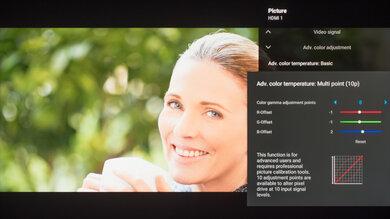 Sony X900H Calibration Settings 23