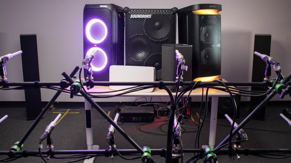 Loudest Bluetooth Speakers