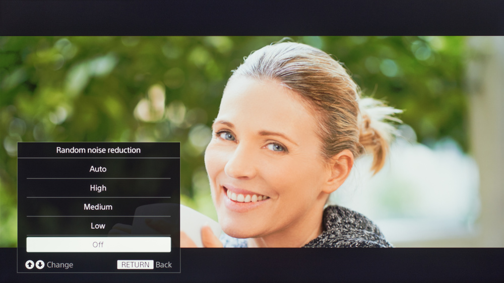 Sony X720E Calibration Settings 10