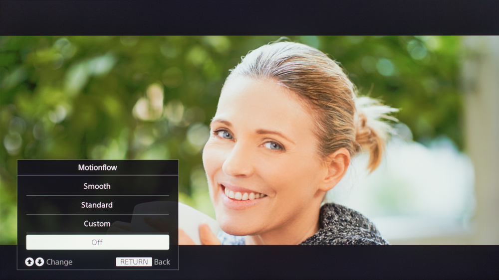 Sony X720E Calibration Settings 12