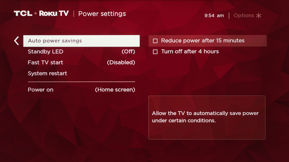 TCL 6 Series/R635 2020 QLED Calibration Settings 101