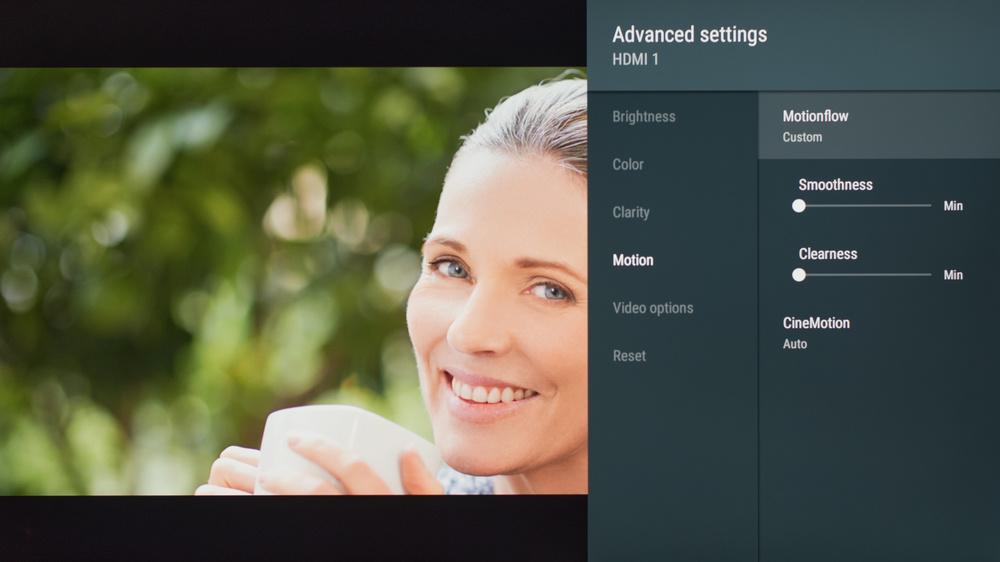 Sony X850G Calibration Settings 178