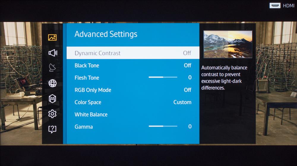 Samsung J5500 Calibration Settings 16
