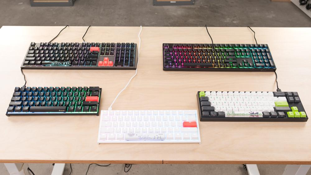 Best Ducky Keyboards