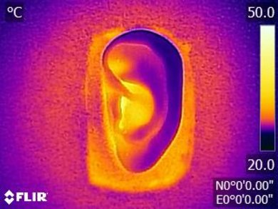 Grado SR60e Breathability Before Picture