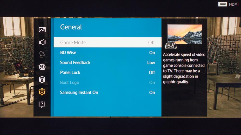 Samsung J6300 Calibration Settings 1
