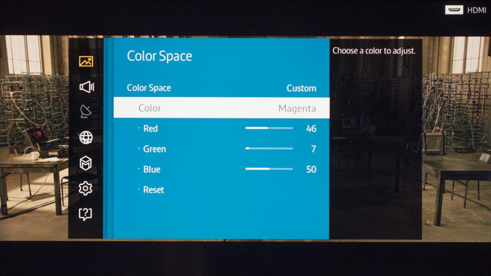 Samsung J6300 Calibration Settings 21