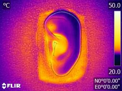 Denon AHGC20 Breathability Before Picture