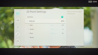 Samsung MU9000 Calibration Settings 27