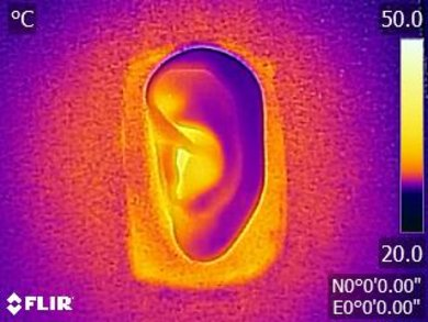Sennheiser HD 599 Breathability Before Picture