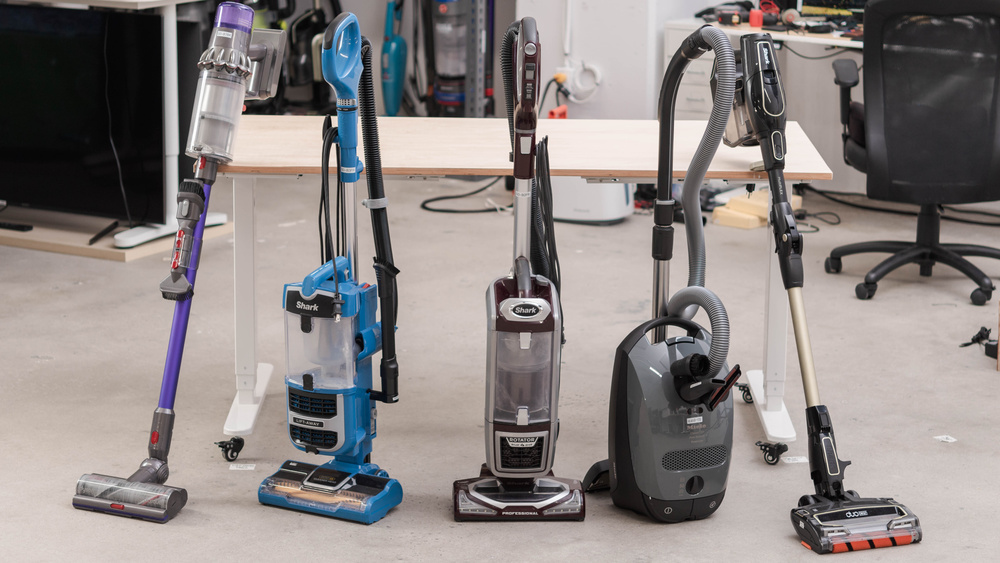 The 5 Best Vacuum Cleaners With Good Suction - Spring 2021: Reviews -  RTINGS.com