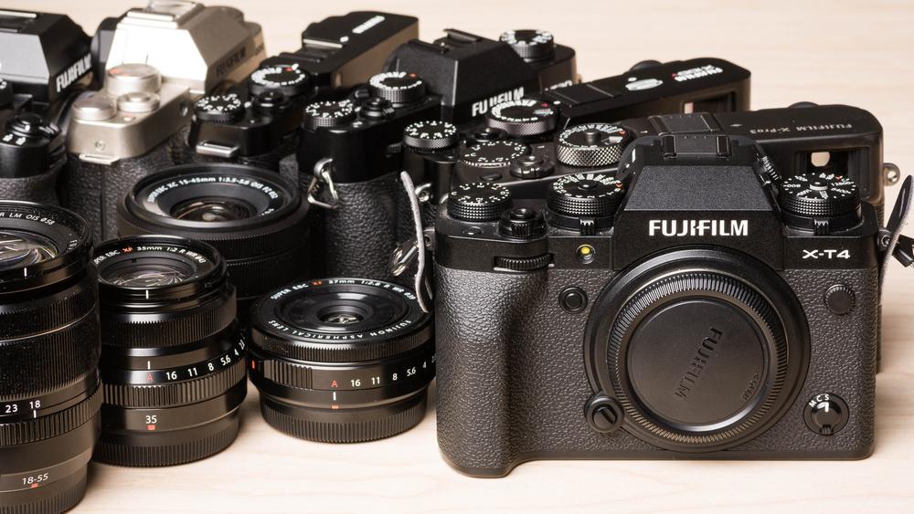 Best Fujifilm Cameras
