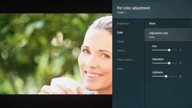 Sony X950G Calibration Settings 26