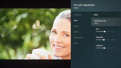 Sony X950G Calibration Settings 27