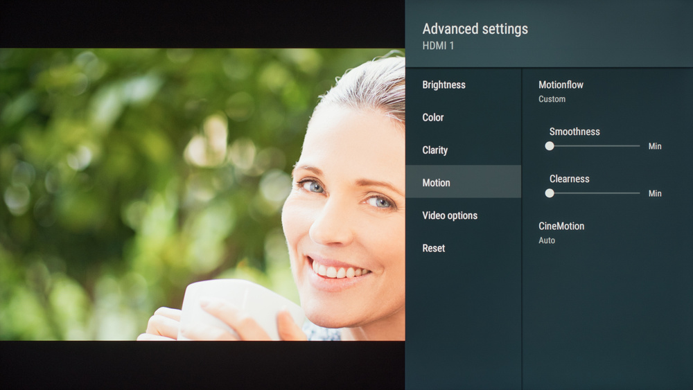 Sony X950G Calibration Settings 29