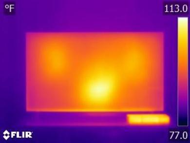Samsung Q900/Q900R 8k QLED Temperature picture