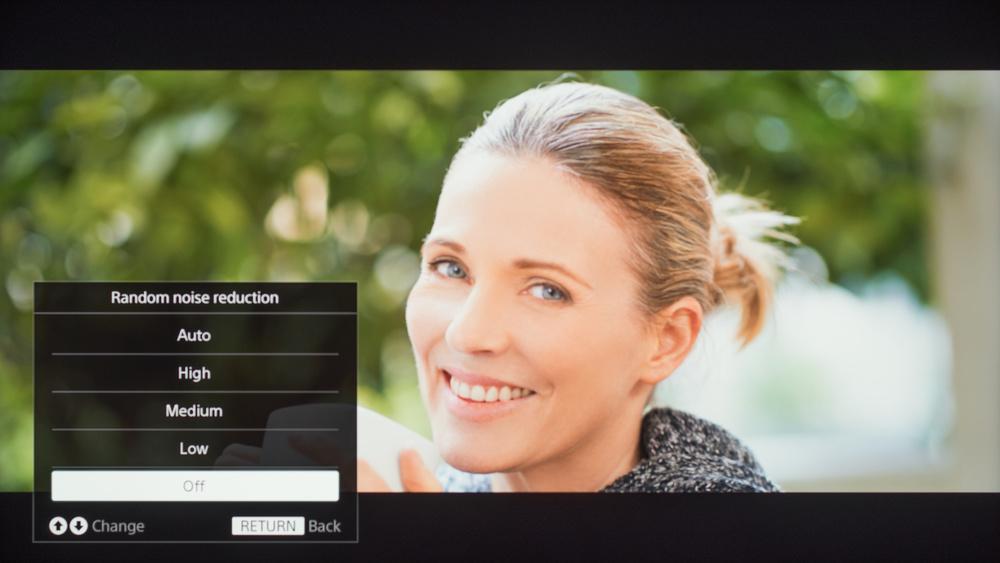 Sony X690E Calibration Settings 10