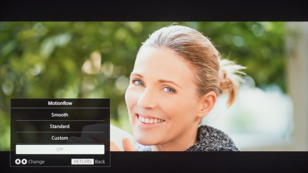 Sony X690E Calibration Settings 12