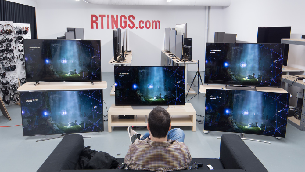 The 8 Best 4k HDR Gaming TVs - Summer 2019: Reviews - RTINGS com