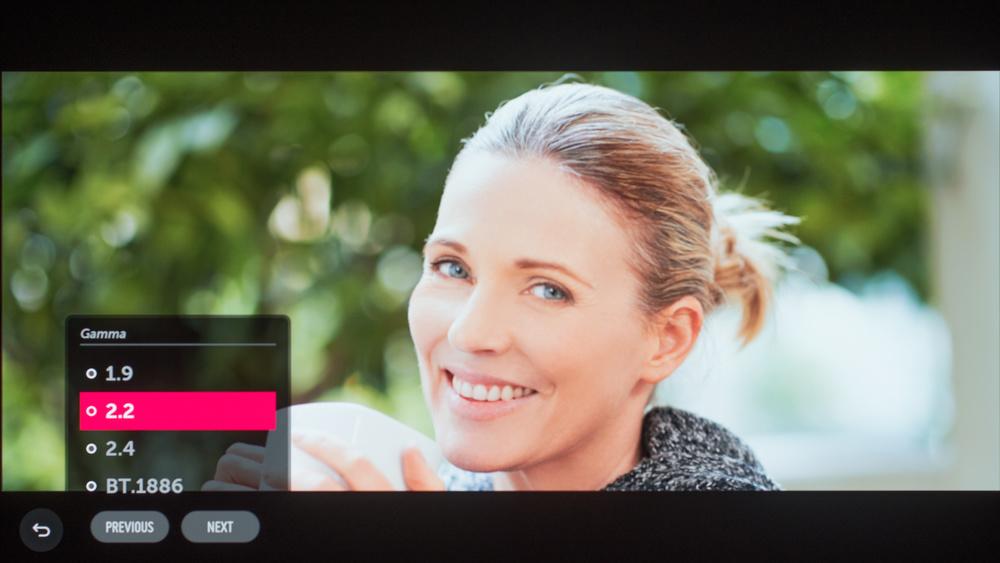 LG E7 OLED Calibration Settings 18