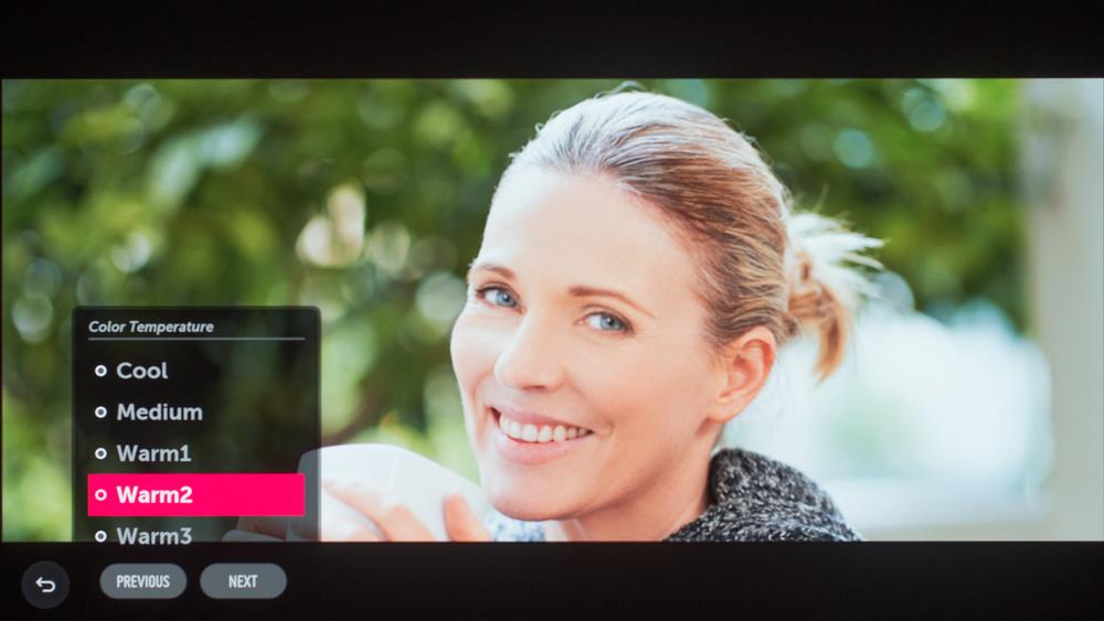 LG E7 OLED Calibration Settings 19