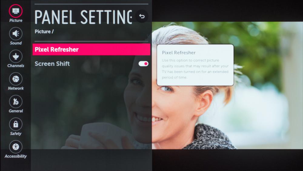 LG E7 OLED Calibration Settings 6