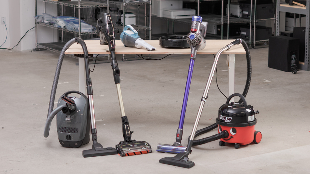 The 6 Best Vacuums For Tile Floors