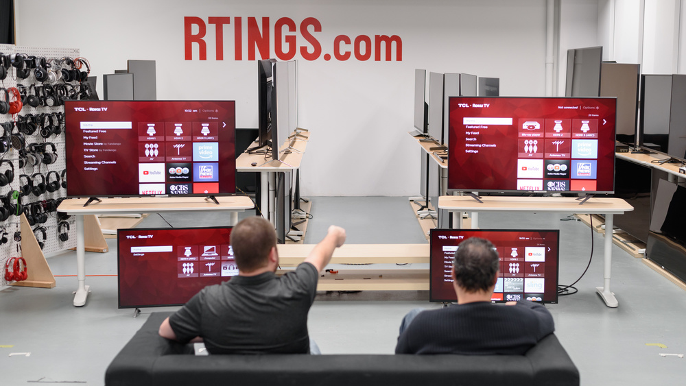 The 4 Best Roku TVs - Summer 2019: Reviews - RTINGS com