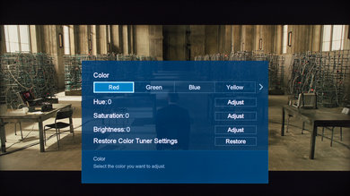 Hisense H8C Calibration Settings 16